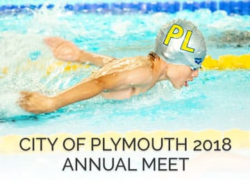 City of Plymouth 2018 Annual Swim Meet